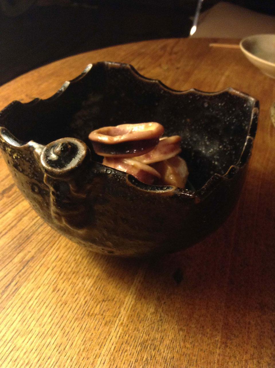 Japanese antiques 骨董 古美術 料理 はな うつわ